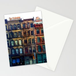 Tribeca, NY Stationery Cards