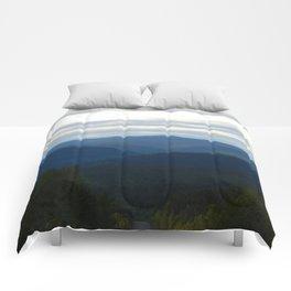 Wild Mountain Pass Comforters