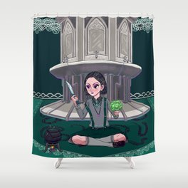 REVENGE POTION. Shower Curtain