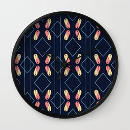 COMPLEMENT Wall Clock