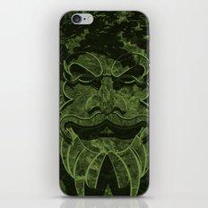 THE GREENMAN iPhone & iPod Skin