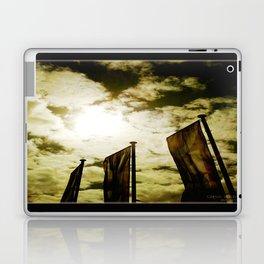 Feed me Clouds Laptop & iPad Skin