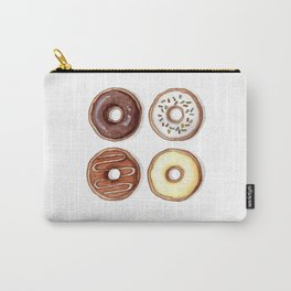 Desserts: Doughnuts Carry-All Pouch