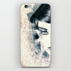 Erode iPhone & iPod Skin