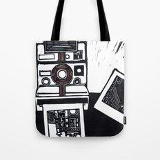 I dream in Polaroid  Tote Bag