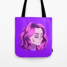 see through girl 4 Tote Bag