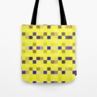"pixel Tote Bags featuring ""Pixel"" by Mr and Mrs Quirynen"