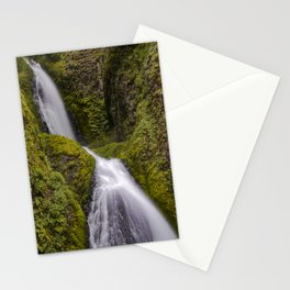 Multnomah Falls The Bowl  5-22-15 Stationery Cards