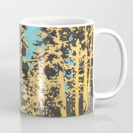Field Recording of Cicadas Coffee Mug