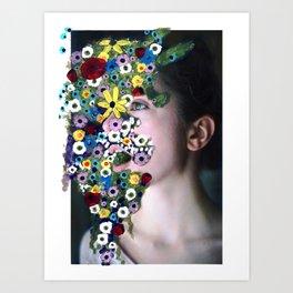 What Grows Inside Art Print