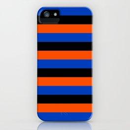 Color Stripe _001 iPhone Case