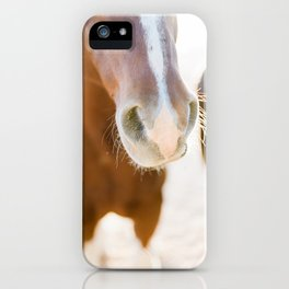Nosey iPhone Case