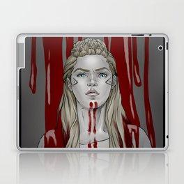 Lagertha Lothbrok Laptop & iPad Skin