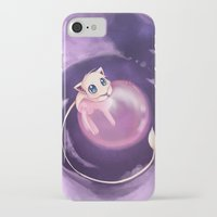 mew iPhone & iPod Cases featuring Mew by Sunny