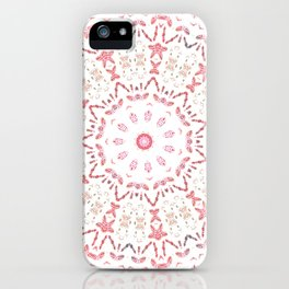 Love Eternal Pink iPhone Case