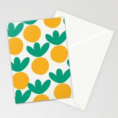 Minimalist Fruit Summer Pattern Stationery Cards