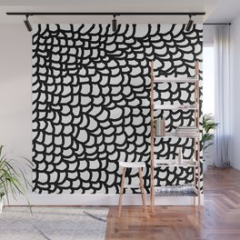 Fish Net Wall Mural