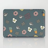 70s iPad Cases featuring 70S Cafe by Calepotts