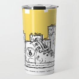 Wrecks Travel Mug