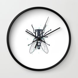 Cartridgebug Wall Clock