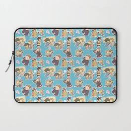 Chibilock Pattern Laptop Sleeve