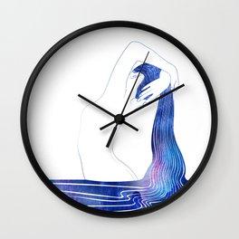 Nereid XCIII Wall Clock