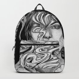 Smoke Lady Backpack