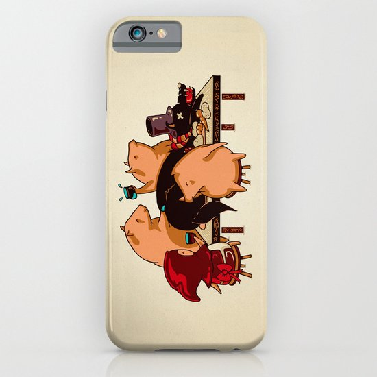 Dinner With Friends iPhone & iPod Case