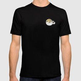 Swim little pufferfish T-shirt