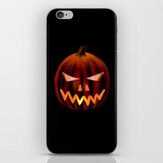 Jack o' Lantern iPhone & iPod Skin