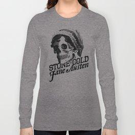 Stone Cold Jane Austin Long Sleeve T-shirt