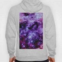 galaXy. Stars Purple Pink Nebula Hoody
