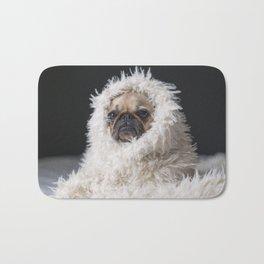 PUG VIBES Bath Mat