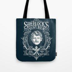 Sherlock's Shave Balm Tote Bag
