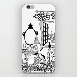 Dresser and life iPhone Skin