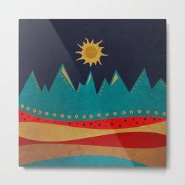 Textures/Abstract 126 Metal Print