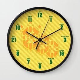 Relógio do Tetra Wall Clock