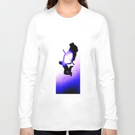 Free Fall II Long Sleeve T-shirt