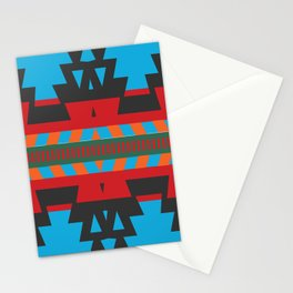 American Native Pattern No. 81 Stationery Cards