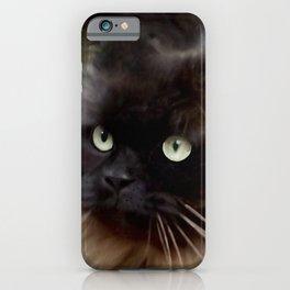 Mr. Batty iPhone Case