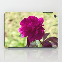 dc iPad Cases featuring DC Flowers by Danielle