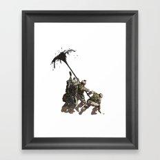 Liberation Framed Art Print