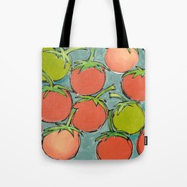 you had me at 'tomato' Tote Bag