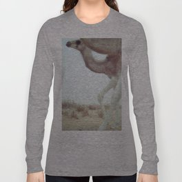 Swaying and Swaggering Across the Sahara  Long Sleeve T-shirt
