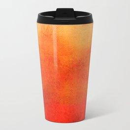 Crimson Dawn Travel Mug