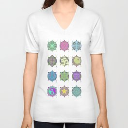 World Religions -- Group Unisex V-Neck