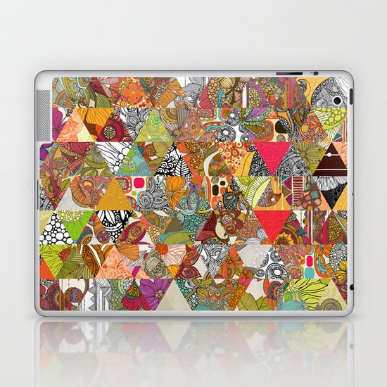 Like a Quilt Laptop & iPad Skin