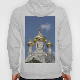 Onion Domes Alexander Nevsky Cathedral Hoody