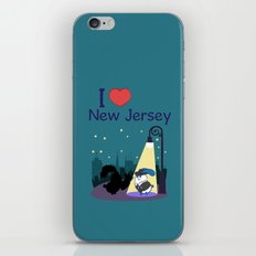 Ernest and Coraline | I love New Jersey iPhone & iPod Skin