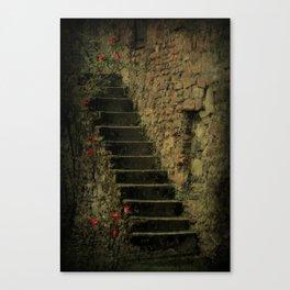 Treppe Canvas Print